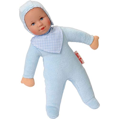 Kathe Kruse Little Puppa Oliver Baby Doll, Blue