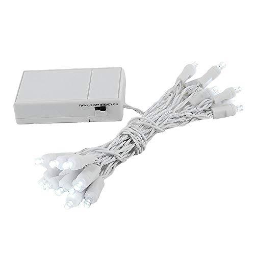 LED Battery Operated Mini Light String Set