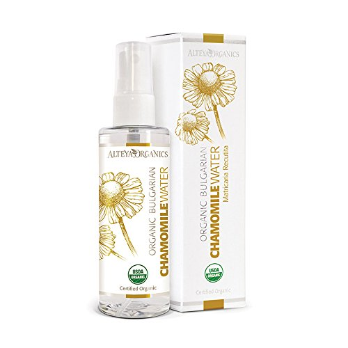 ALTEYA ORGANICS Chamomile Water Spray, 3.4 OZ