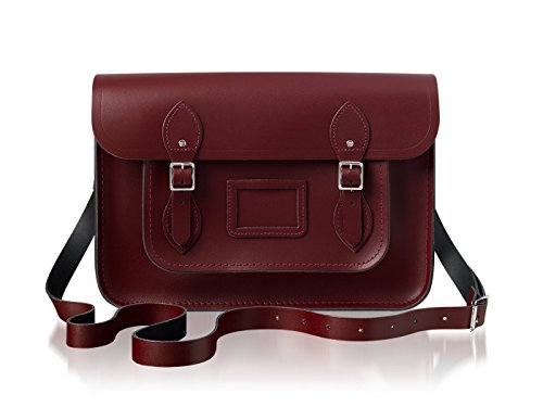 Cambridge satchel Company oxblood 13 magnetico Satchel Oxblood The 4wvd4