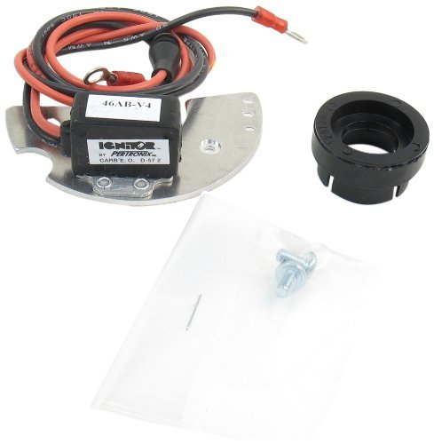 Pertronix 1283//40011 Ignitor /& Flame-Thrower 40,000 Volts 1.5 Ohm Coil Kit for 49-53 Ford 8 Cylinder