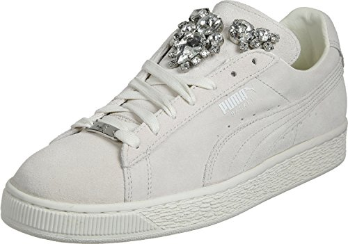 sneaker puma basket jewels