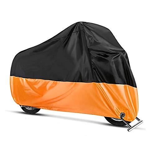 Motorrad Abdeckplane XXL f/ür BMW R 1200 C//GS//RS//RT R NineT Racer sw-or