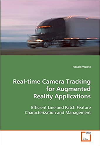 Real-time Camera Tracking for Augmented Reality Applications: Efficient Line and Patch Feature Characertization and Management