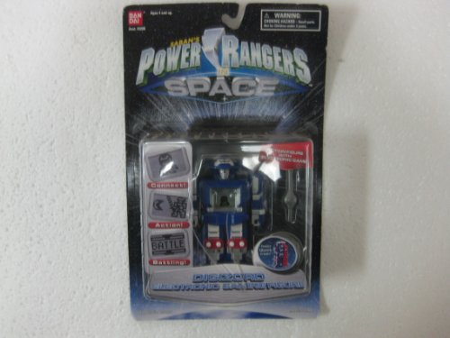 RARE Saban's Power Rangers In Space Blue Digizord Electronic Gaming Action Figure From Ban Dai 1997]()