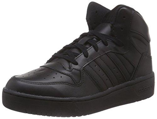 adidas Originals Damen M Attitude Revive High-Top Schwarz (Core Black/Core Black/Core Black)