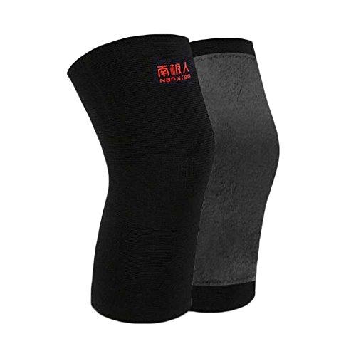 East Majik Abrigo para Calentador de Rodilla, Alivio de estrés, con Felpa y Engrosamiento Adecuado para 65-85kg Clientes.