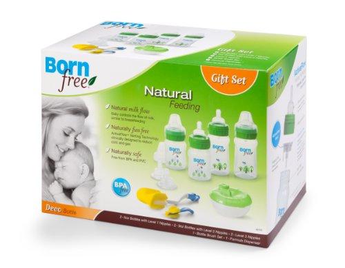 Born Free Deco Bottle Gift Set, Baby & Kids Zone