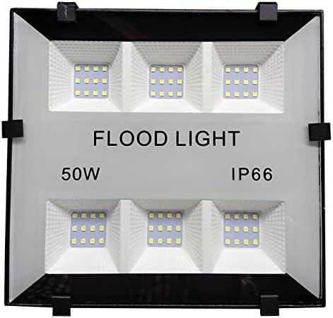 Foco Proyector Led 50w para Exterior. Color Blanco Frío (6500K ...