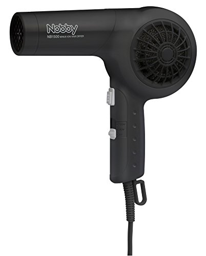 nobby negative ion hair dryer NB1500 Black
