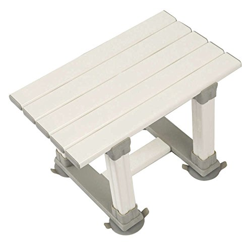 (NRS Healthcare 200 mm/ 8-inches Slatted Bath Seat )