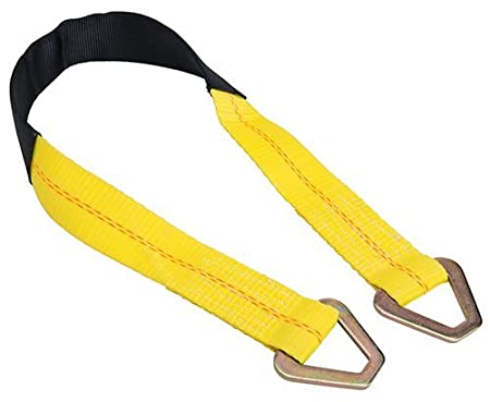 Keeper. 04228 36' x 2' Premium Axle Strap with D-Ring (Limited Edition)