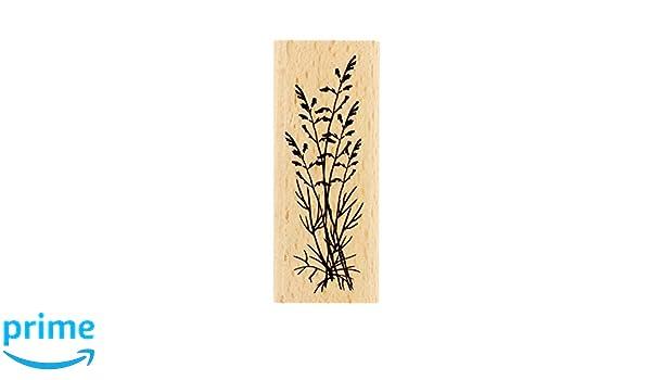 Floril/èges Design fe216049/tamp/ón Hierbas Salvajes Madera 10/x 4/x 2,5/cm