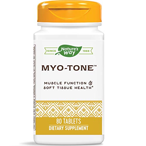 Enzymatic Therapy Myo ToneTM Supports Ligaments