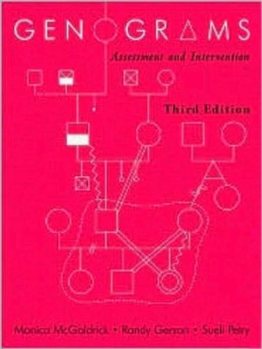 Download Genograms (text only) 3rd (Third) edition by M. McGoldrick,R. Gerson,S. Petry PDF