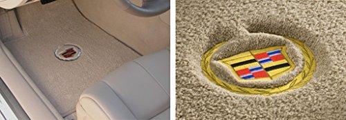 Cadillac XLR Cashmere Tan Floor Mats 2004 2005 2006 2007