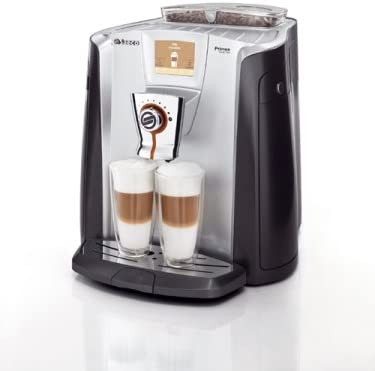 Saeco 10002682 Primea Touch Plus - Cafetera espresso, color plateado: Amazon.es: Hogar