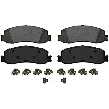 Disc Brake Pad Set-SevereDuty Disc Brake Pad Rear Wagner SX1775