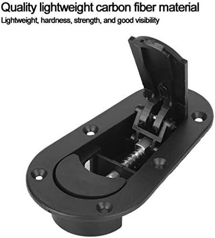 Biingkee Haubenhalter Universal Schnellverschluss Haubengummi Haubenverschluss Mount Hood Pins Locking Motorhaube Repair Kit Mit Schlüsseln Auto