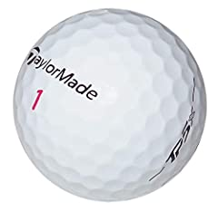 This is a pack of 36 refurbished Taylor Made TP5X golf balls in mint condition. These golf balls look and feel like new. No player pen markings. Top quality - guaranteed - every time