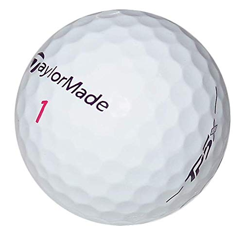 GolfBallHero Taylormade TP5X Refurbished Golf Balls (Pack of 36) by GolfBallHero