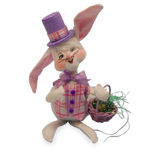 Annalee - 6in Easter Parade Boy Bunny ()