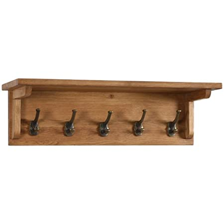 Vancouver Petite Oak Coat Rack 40cm Amazoncouk Kitchen Home Fascinating Coat Rack Vancouver