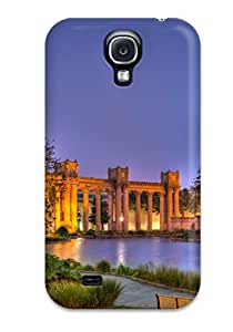 New Palace Of Fine Arts In The Marina District Of San Francisco Tpu Skin Case Compatible With Galaxy S4 wangjiang maoyi
