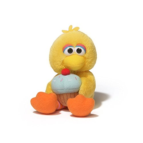 GUND Sesame Street Big Bird Foodies Plush, 6