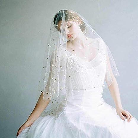Bridal Wedding Veil,Wedding Veil Bridal Cathedral Veil Chapel Veil Comb-W59xL197