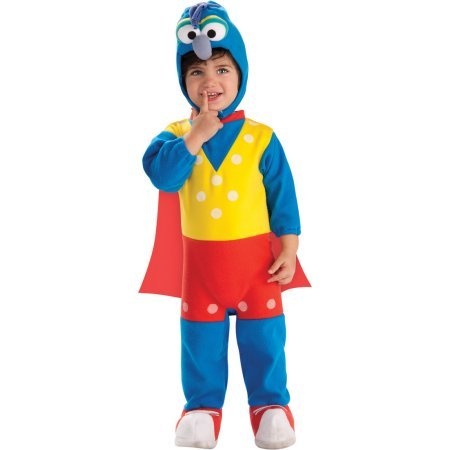 infant The Muppets Gonzo Costume Rubies 885027 Infant (Gonzo Costumes)