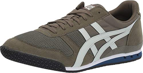 Onitsuka Tiger Unisex Ultimate 81 Shoes 1183A392, Dark Olive/Light Sage, 6.5 M US