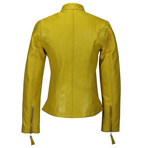 Xposed Xposed Giacca Donna Yellow Giacca Giacca Yellow Yellow Università Donna Università Xposed Università Donna qRtq7Erxw