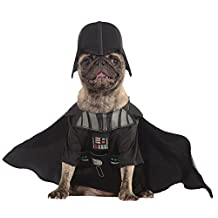 Rubies Costume Co Star Wars Collection Pet Costume, Large, Darth Vader