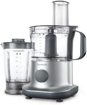 Kenwood FPP235 - Robot de Cocina, 750W, 2.1 L, plástico, Blanco: Amazon.es: Hogar
