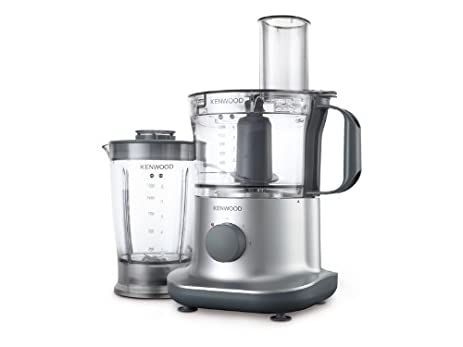 Amazon.com: Kenwood Fpp235 Robot Cucina 750W 2.1Lt+Caraf.1.2Lt ...