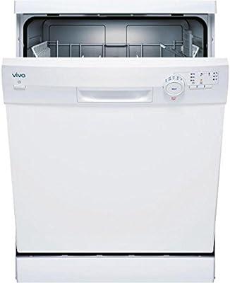 Viva VVD25W10EU lavavajilla Independiente 12 cubiertos A+ ...