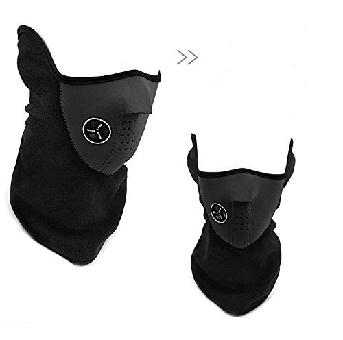 Ski Snowboard Bike Motorcycling Face Mask Neck Warmer MTSZZF