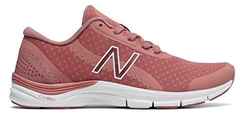 指紋シフトカーペット(ニューバランス) New Balance 靴?シューズ レディーストレーニング 711v3 Mesh Trainer Dusted Peach with White ピーチ ホワイト US 8 (25cm)