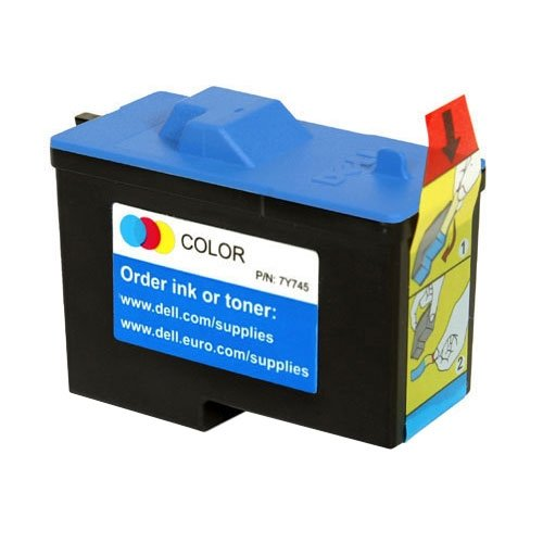 Dell 7Y745 HIGH RES COLOR INK CARTRIDGE SERIES2 FOR A940/A960 AIO 330-0048