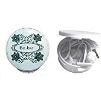 Win 'Prox' in-ear headphones in personalized box. Name on the box: Bo-bae (first name/surname/nickname) lowestprice