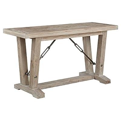 Emerald Home Castle Bay 2 Piece Sofa Table Top & Base Set