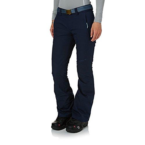 O Neill Star Womens Snowboard Pant 10 reg Ink Blue (Snowboard Star Pant)