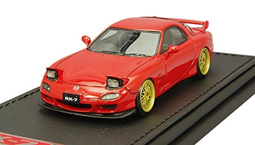ignition model 1/43 Mazda RX-7 (FD3S) Type RS Red (BBS LM Type - Rx 7 Type Mazda
