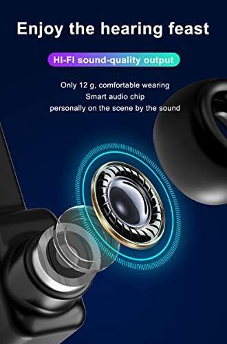 DECWIN Smart Watch Bracelet 2 in 1 TWS Wireless Bluetooth Earbuds 1.4 Inch Heart Rate Blood Pressure Fitness Trackers Wristband Smartwatches Waterproof 9
