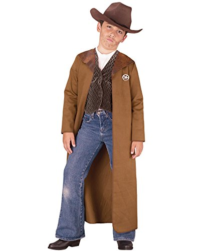 Wyatt Earp Costumes (Old West Sheriff Kids Costume)