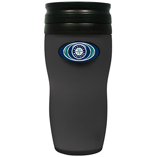 MLB Seattle Mariners Soft Touch Tumbler (Mlb Glassware)
