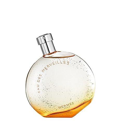 Hermès Eau des Merveilles, Eau de toilette spray per donna, 100 ml Hermes 133119 HER00011_-100ml