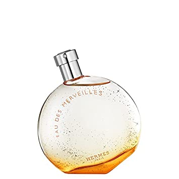 Eau Des Merveilles By Hermes For Women. Eau De Toilette Spray 3.3 Oz.