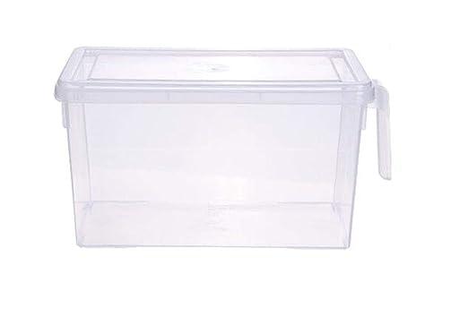 PsgWXL Caja De Almacenamiento Refrigerador De Almacenamiento con ...